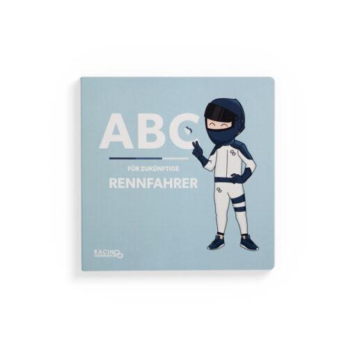 ABC Buch Auto, Motorsport Cover
